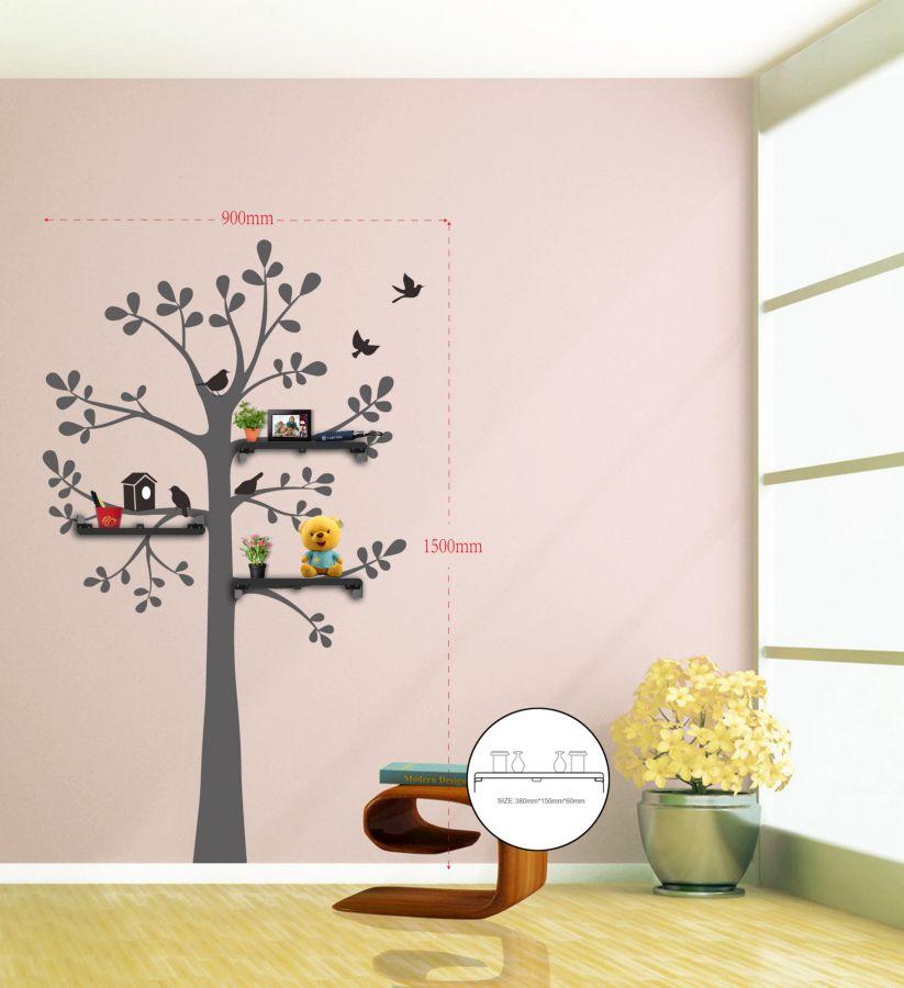 Samolepky na stenu TREE