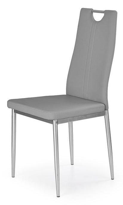 Halmar K202 stoličky šedá