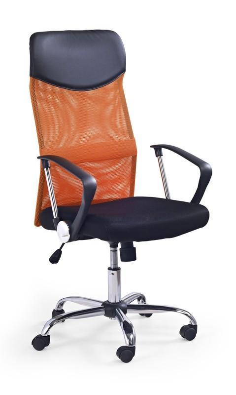 Halmar VIRE kreslo kancelárske oranžové