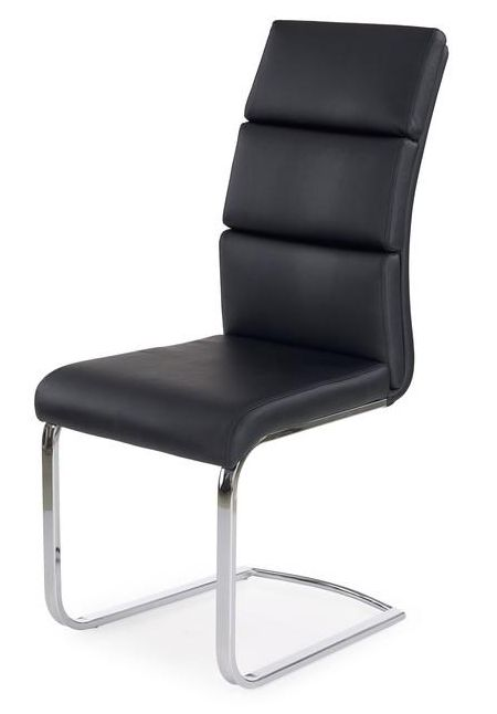 Halmar K230 stoličky čierna