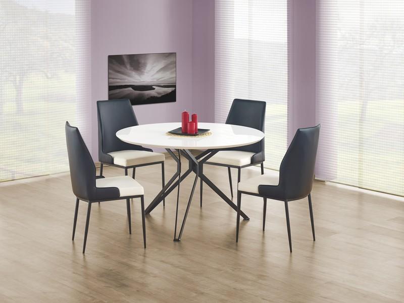 Halmar PIXEL stôl biely