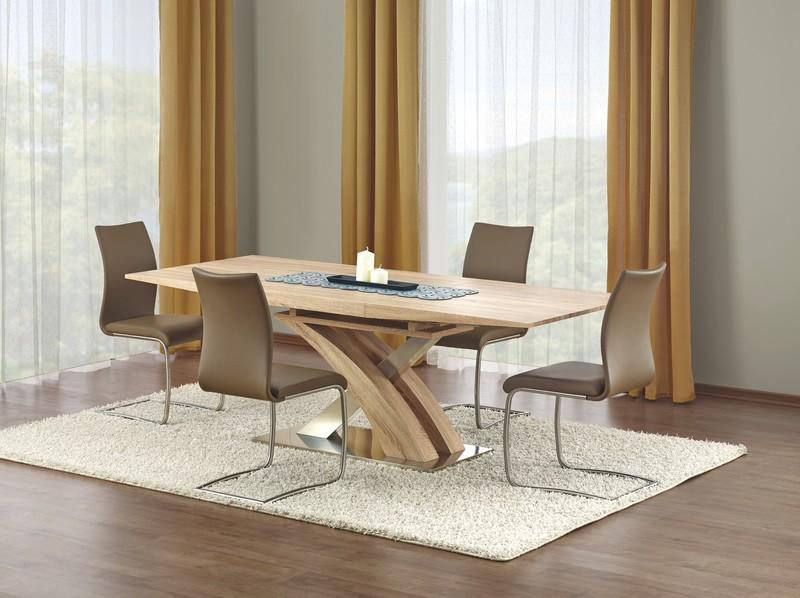 Sándor stôl rozkladací dub Sonoma