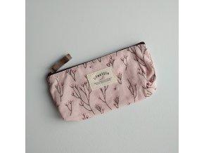 penál růžový