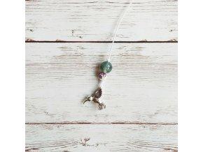 kolibřík achát mechový