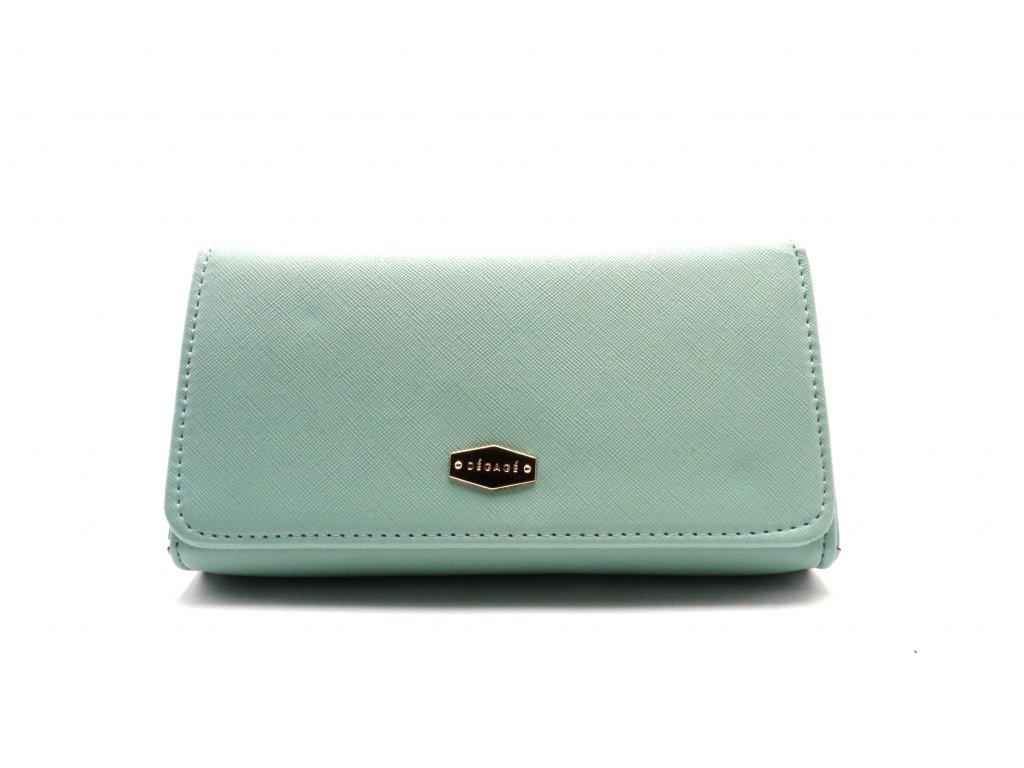 Krásná kabelka v kombinaci s peněženkou MCPKDE57 - MODA ČAPEK 1281fd30b19