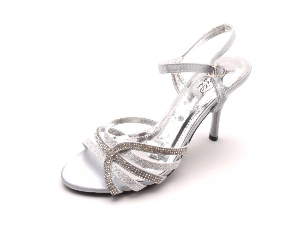95ab7508022 Dámská elegantní plesová obuv JF759366015 - MODA ČAPEK