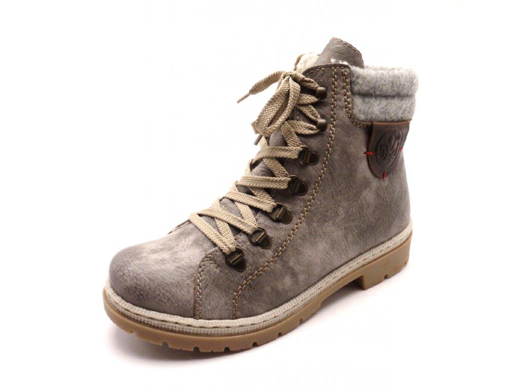 c5da618630b1 Dámská kotníková obuv Y9430-43 - MODA ČAPEK