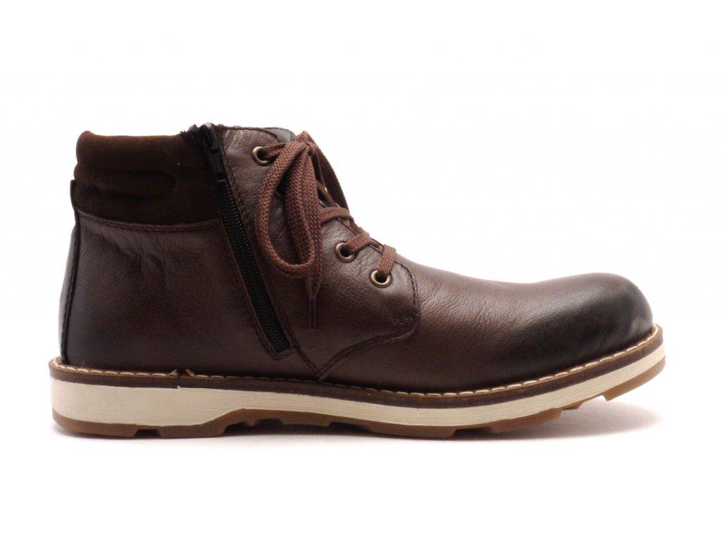 Pánská zimní kotníková obuv 30323-24 - MODA ČAPEK e9135e4ea9