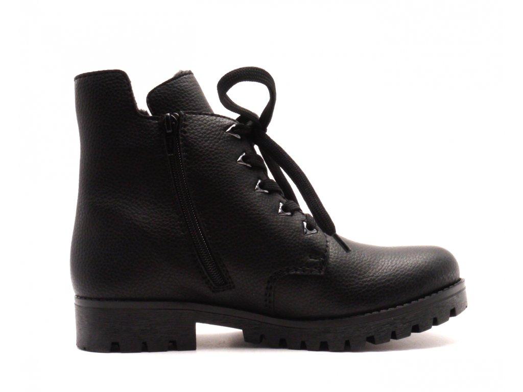 0b936ada493 Dámská kotníková obuv 785A8-00 Dámská kotníková obuv 785A8-00 ...