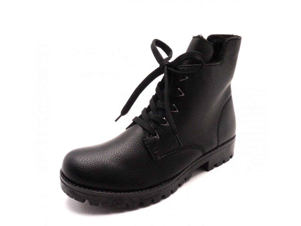 c5d6ea980eb Dámská kotníková obuv 785A8-00 - MODA ČAPEK