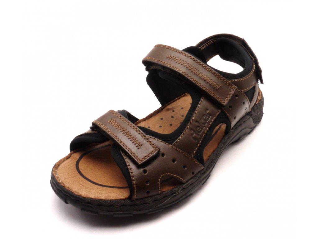 e73ab5c9e66 Pánské pohodlné sandály 26061-25 - MODA ČAPEK