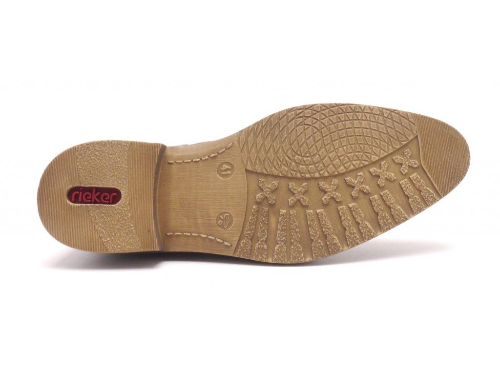 Pánská společenská obuv 11412-00 - MODA ČAPEK 937e04646f