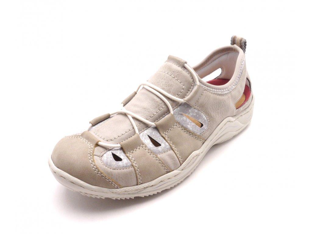 05eb0d2ec8b2 Dámská sportovní obuv L0561-42 - MODA ČAPEK