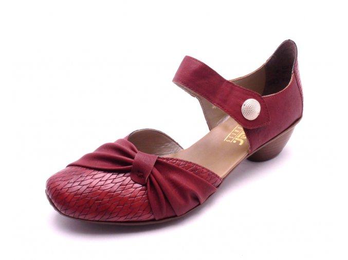 Dámská pohodlná obuv 43722-35