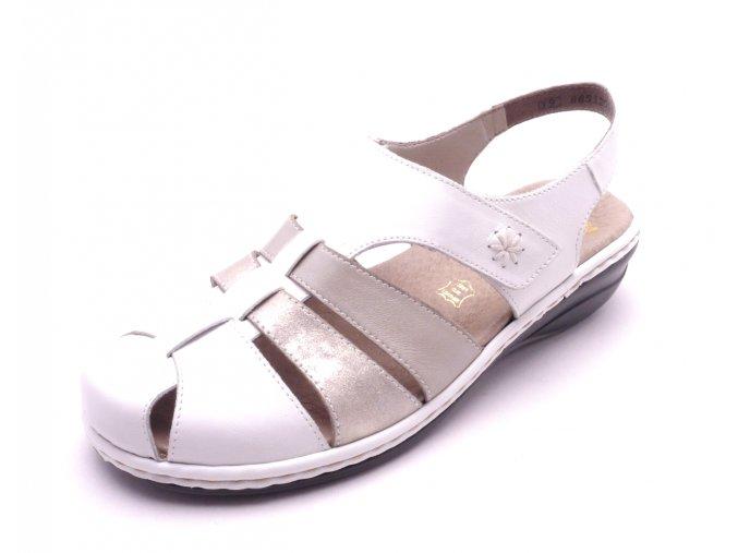 Dámská pohodlná obuv 47778-80
