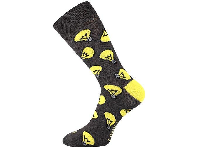 Ponožky Žárovka