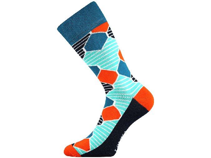 Ponožky Plástve