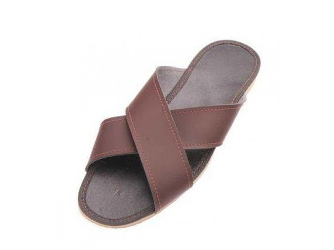 Domácí pánské pantofle 7-20082