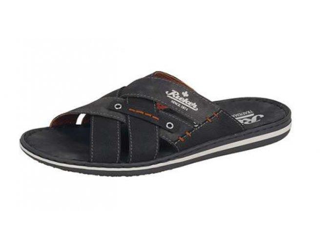 Pánské pohodlné pantofle 21099-45