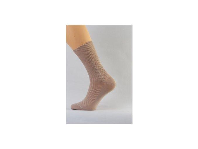 Ponožky C005 béžové