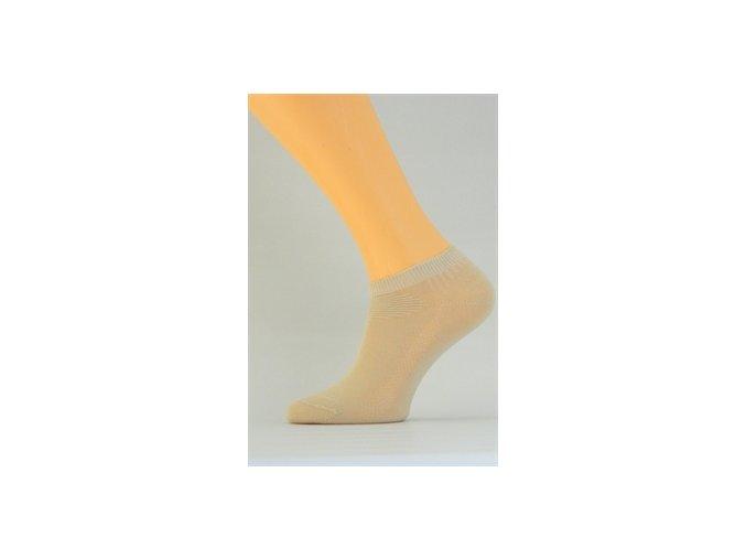 Ponožky P048 béžové
