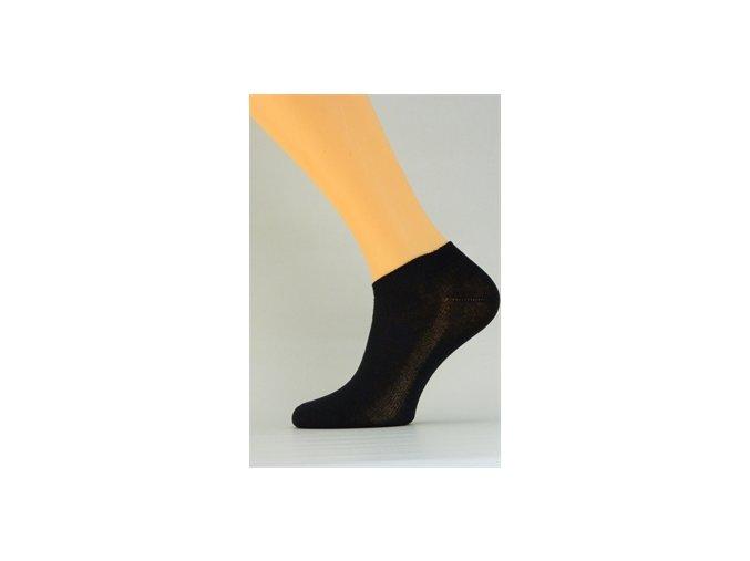 Ponožky P048 černé