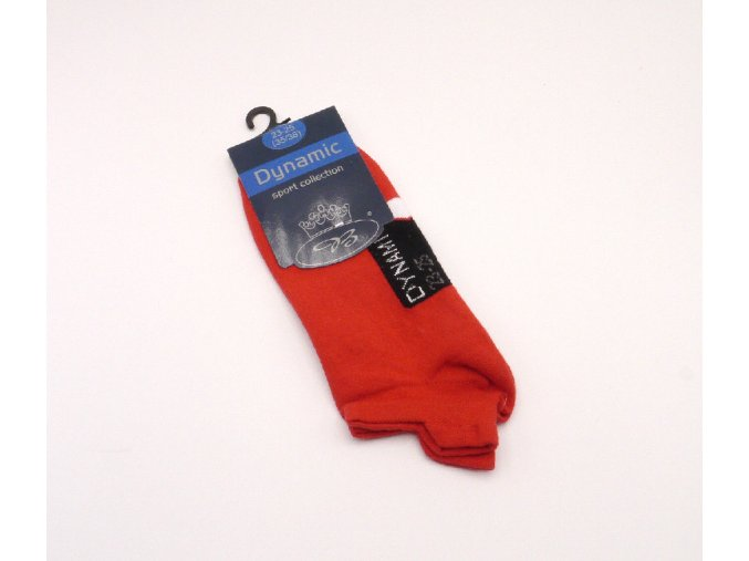Ponožky Dynamic - červené