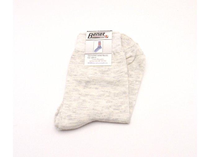 Ponožky P025 - bříza