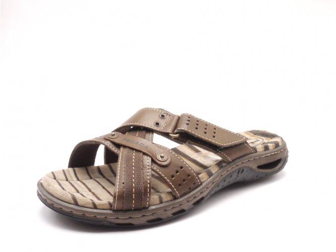 Pánské pantofle 31601-02