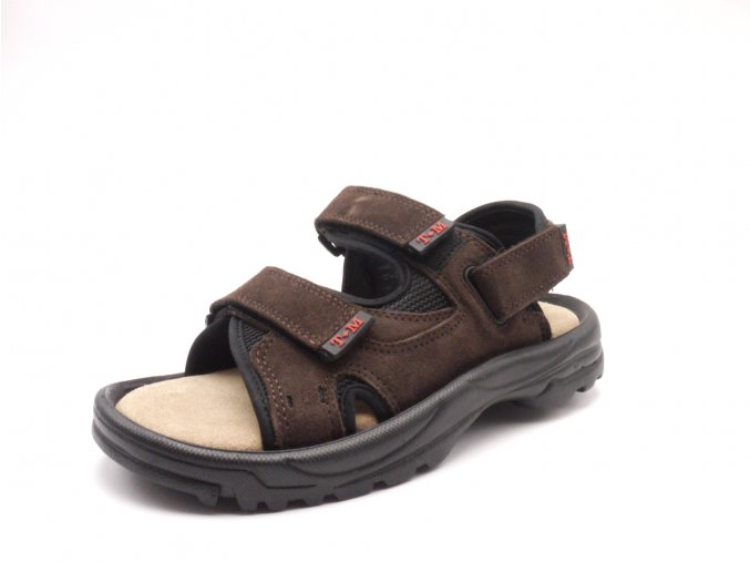 Dámský velice pohodlný sandál 07sa01