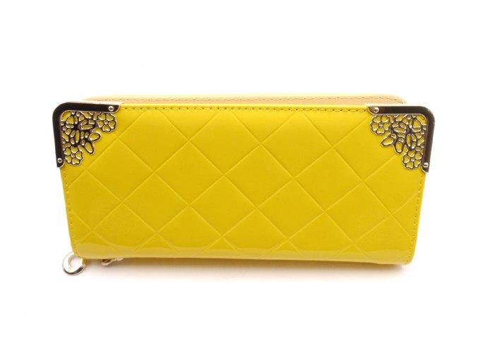 Krásná peněženka ve žluté barvě MCPVZR92