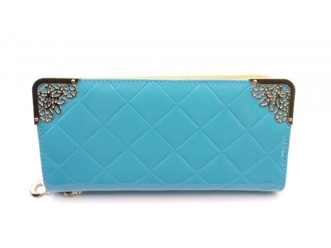Krásná peněženka v modré barvě MCPVZR16