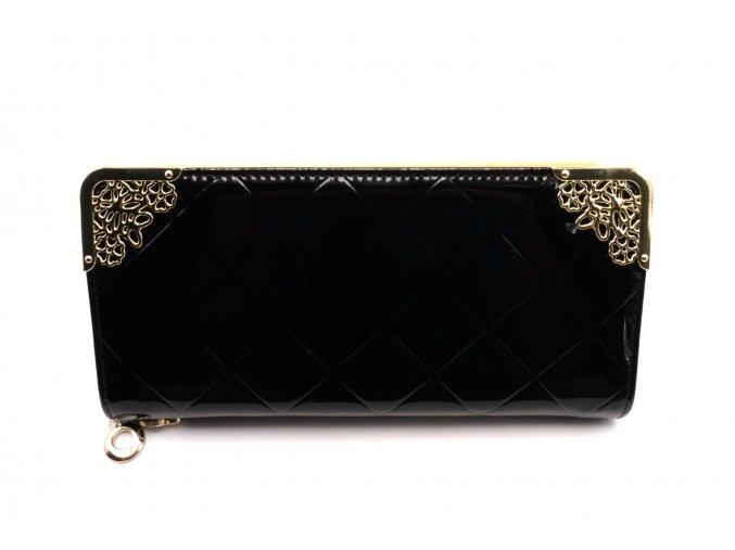 Krásná peněženka v černé barvě MCPVZR09
