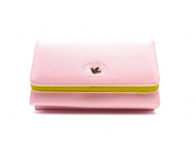 Krásná kabelka v kombinaci s peněženkou MCPKPT53
