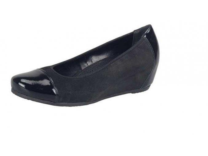 Dámská obuv na klínku L4760-00
