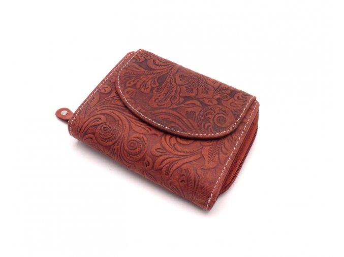 Dámská peněženka s ornamenty D977-38