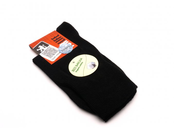 Ponožky for life černé