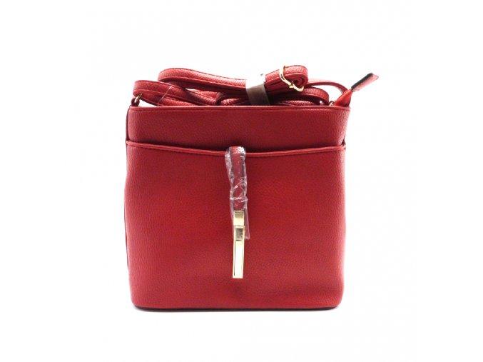 Kabelka - 33700 červená