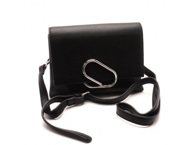 Černá kabelka 11-83