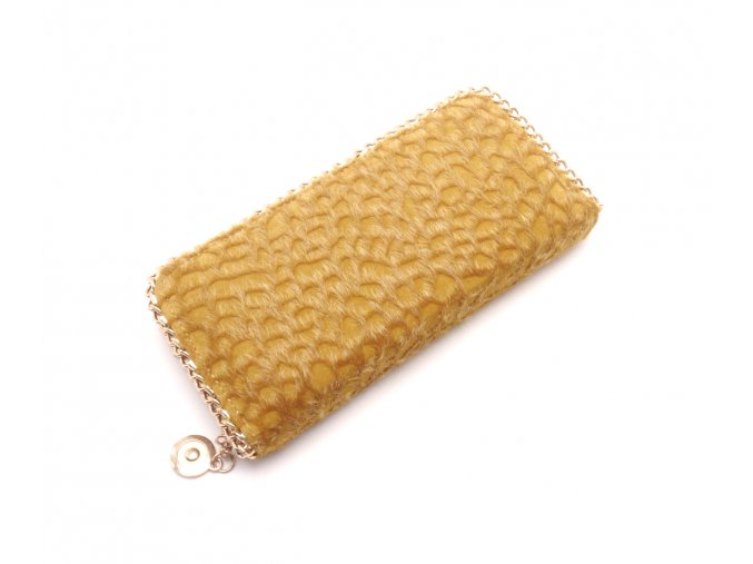 Chlupatá peněženka zlatohnědá MCPVCH-98