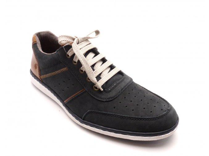 Pánská obuv na tkaničky 17810-14
