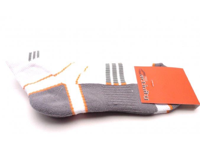 Ponožky Endur - bílé