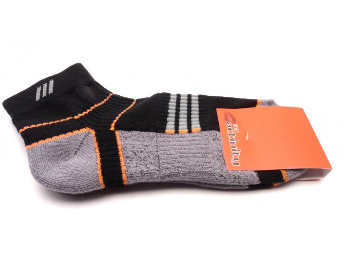 Ponožky Endur - černé