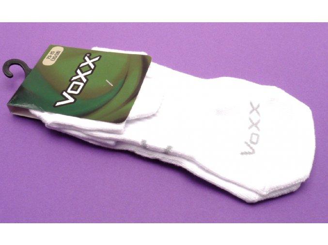 Ponožky joga - bílá