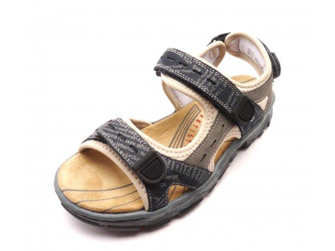 Dámská obuv 68872-14