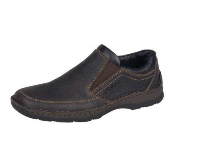 Pánská mokasína modní pohodlná obuv 05369-25