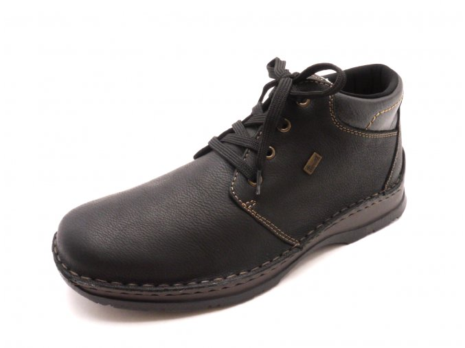 Pánská vyteplená obuv s ovečkou 05305-00