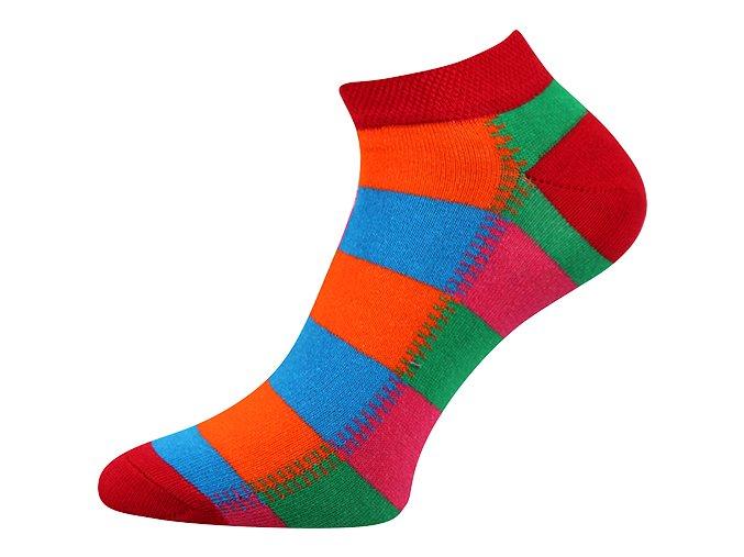 Ponožky Piki čtverec 43B - 3