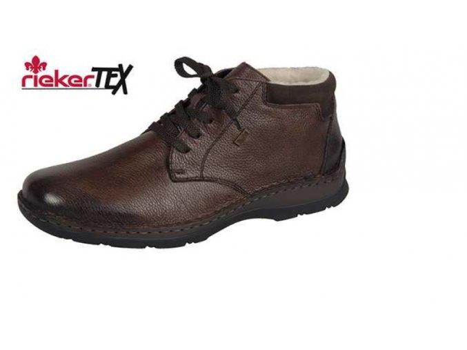 Pánská pohodlná zimní obuv 05341-24