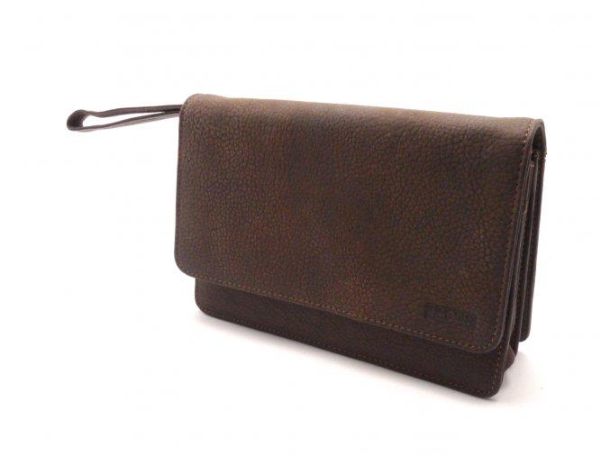 Pánská kožená taška E-2035/W
